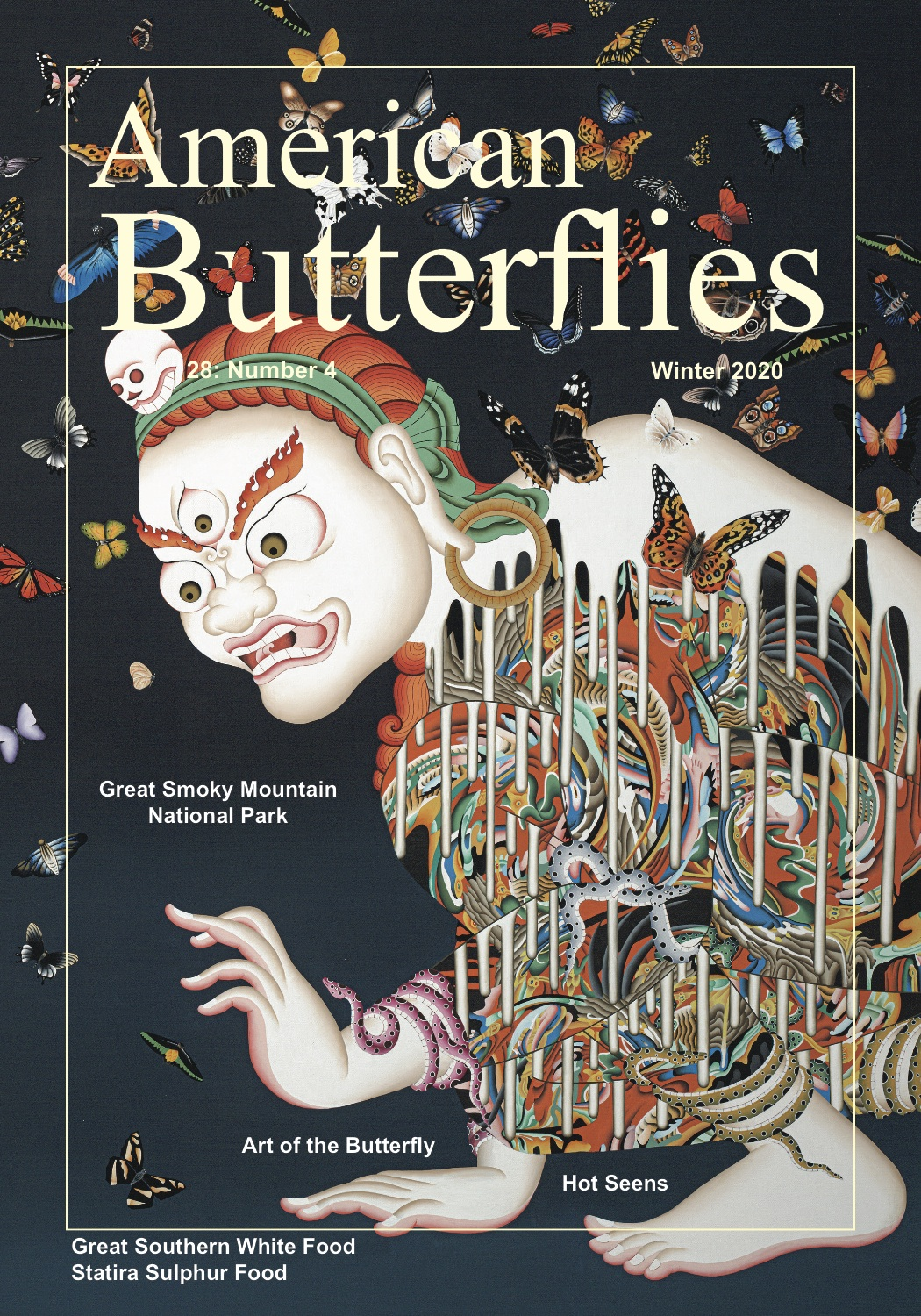 butterfly magazine